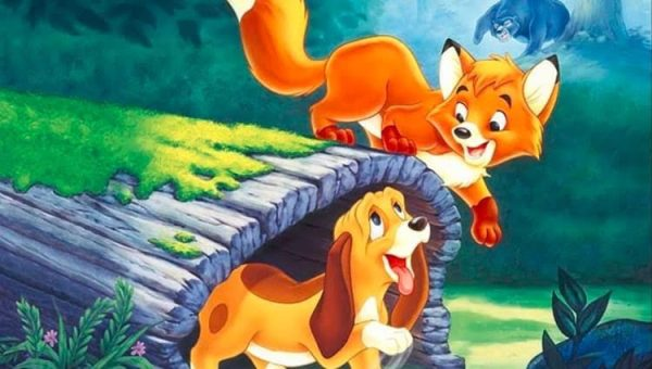 Disney Looking at 'Fox and the Hound' for a Live-Action Remake 1