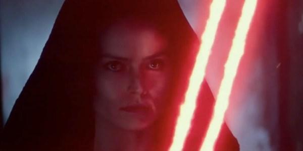 NFL Sunday Night Football Showcased New 'Star Wars: The Rise of Skywalker' Trailer 2