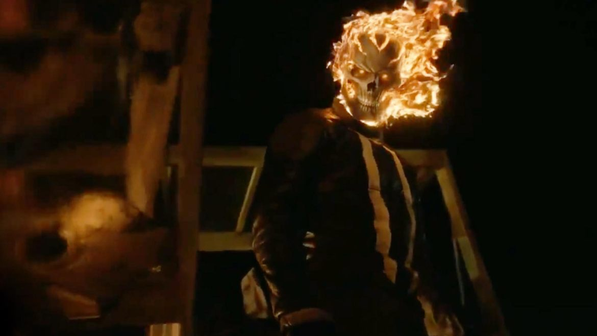 Live-Action Ghost Rider Series For Hulu Has Been Cancelled