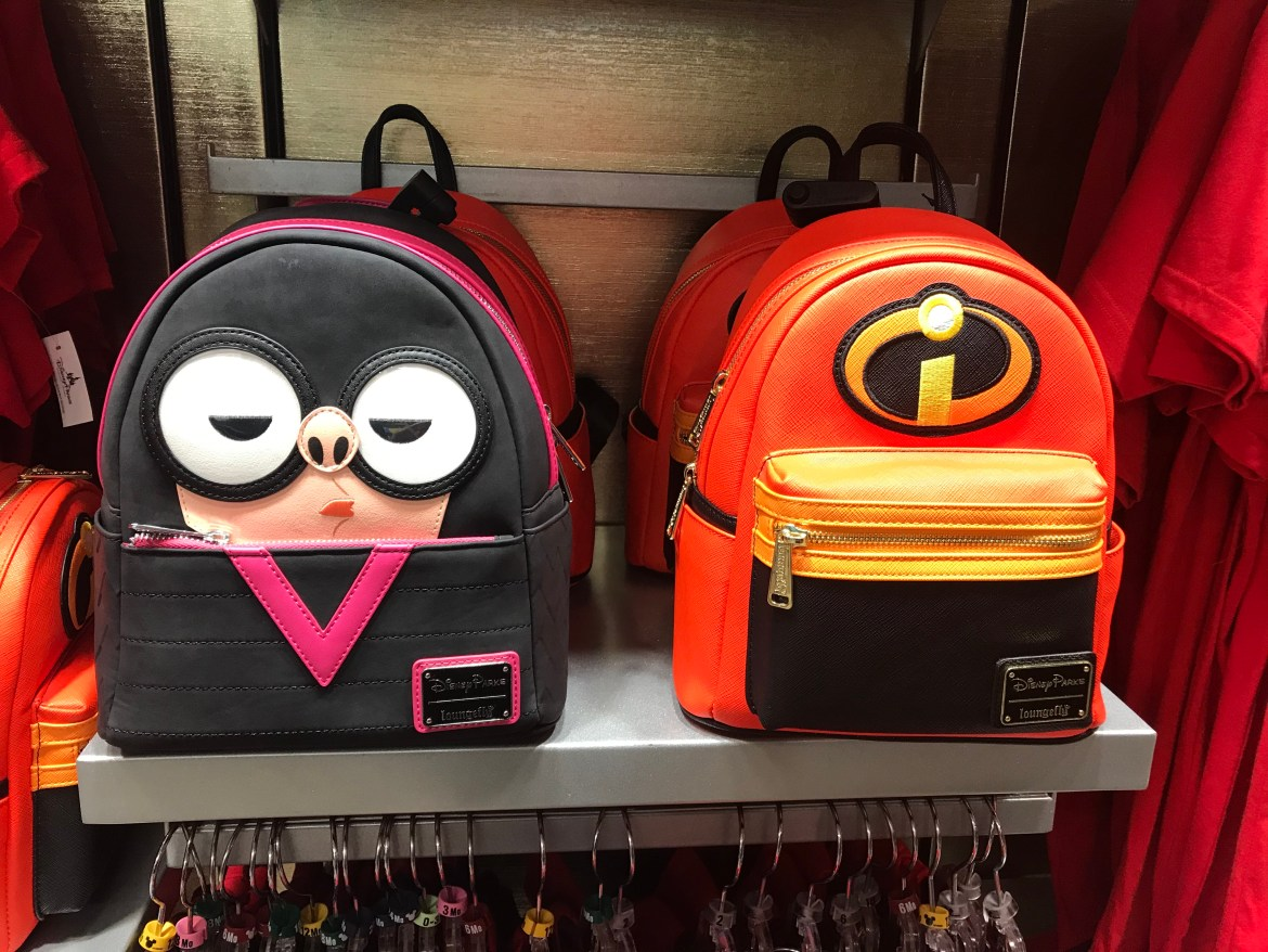 Two Incredible New Loungefly Mini Bags Arrived At Hollywood Studios