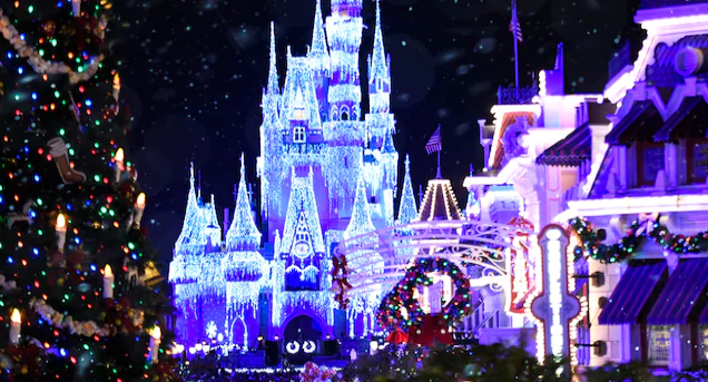 First Night of Mickey's Very Merry Christmas Party is now sold out