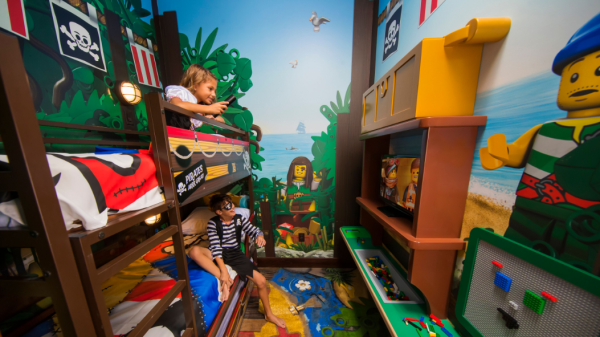 Legoland Florida celebrates 2020 with the Year of the Pirate! 2