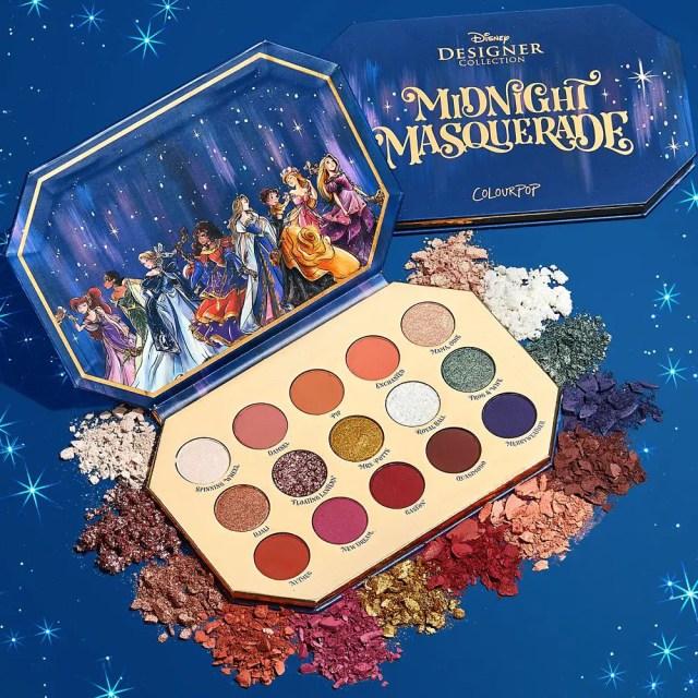 Midnight Masquerade Disney Makeup Collection From ColourPop 12