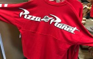 Pizza Planet Spirit Jersey Has Landed at Hollywood Studios