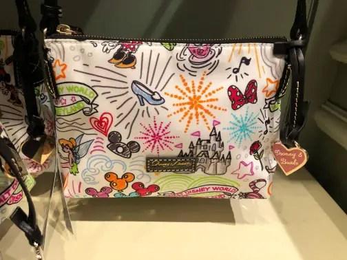 Take A Closer Look At the 10th Anniversary Disney Dooney & Bourke Handbags 8