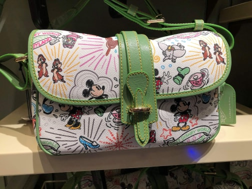 Take A Closer Look At the 10th Anniversary Disney Dooney & Bourke Handbags 6