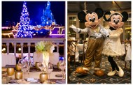 Celebrate Christmas & New Years Eve with an Exclusive Character Dining at Disneyland Paris