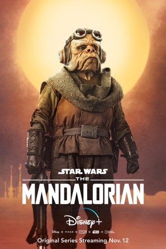 New Trailer and Posters Revealed for 'The Mandalorian' on Disney+ 4