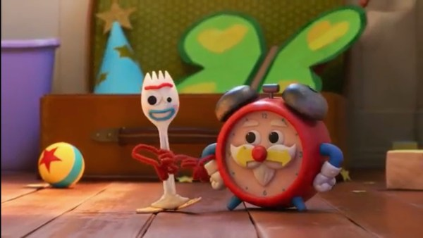 """New Trailer Released for """"Forky Asks A Question"""" Coming to Disney+ 2"""