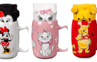 New Disney Mug and Sock Sets Serve Up Adorable Style