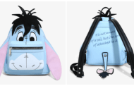 Oh Bother, This Eeyore Backpack Is Absolutely Adorable