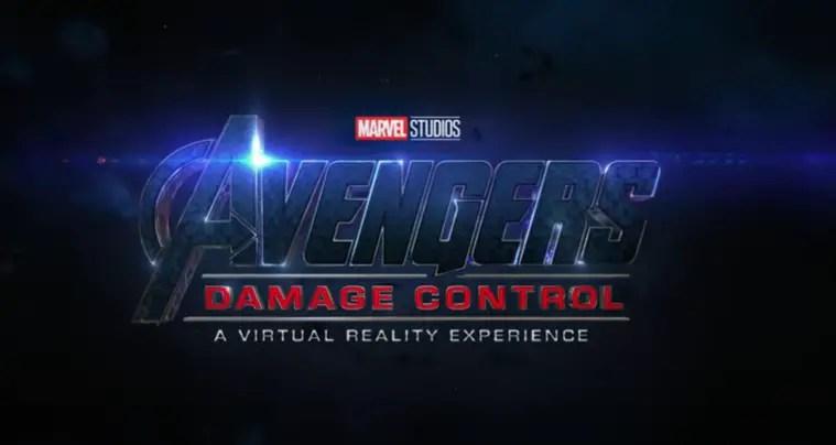 Marvel Announces Avengers: Damage Control VR Experience