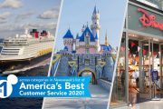 Disney Ranks #1 In Customer Service according to Newsweek Survey