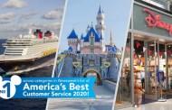 Disney Ranks #1 In Customer Service according to Newsweek Survey