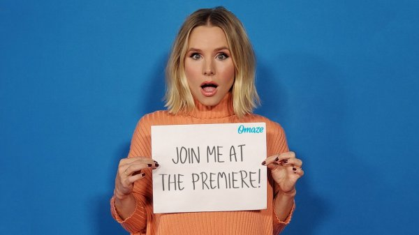 You Could Be Kristen Bell VIP Guest At The Frozen II World Premiere! 1