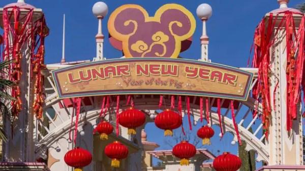 Disney California Adventure Lunar New Year Festival Returns in 2020 1