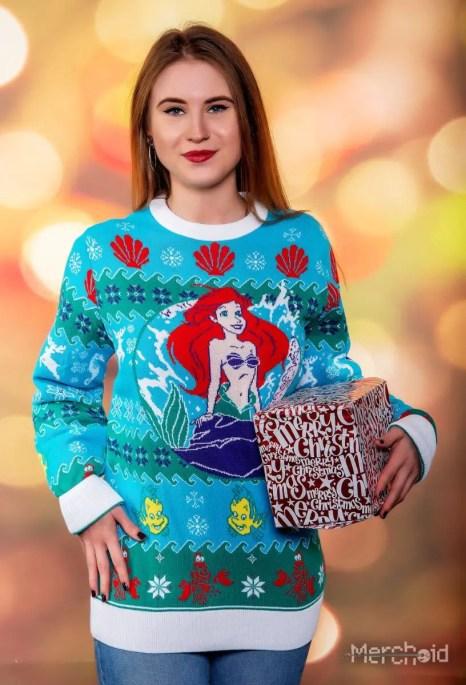 Disney Christmas Sweater Range From Merchoid Is Full Of Festive Fun 7
