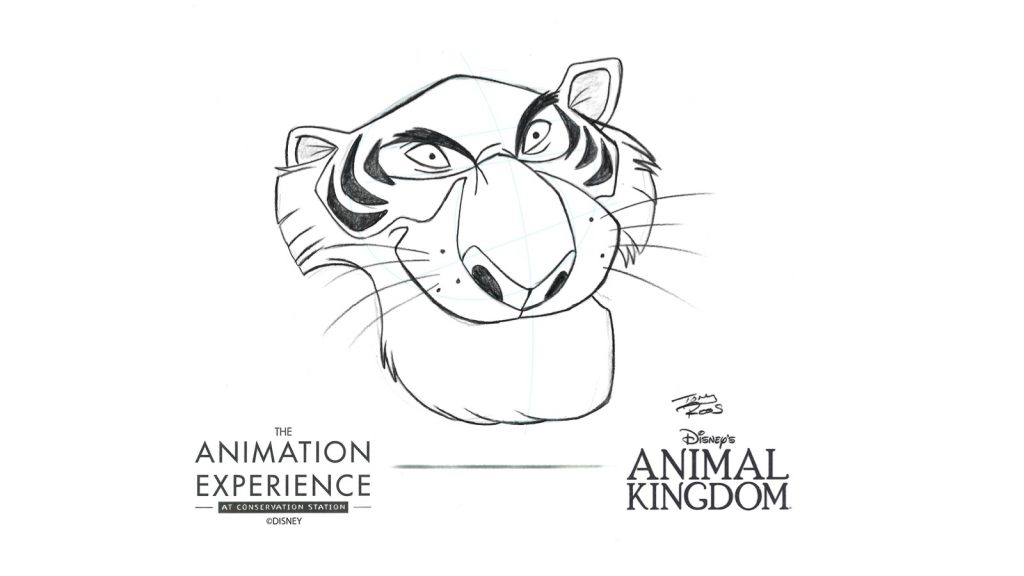 Disney Villains Take Over Animal Kingdom's Animation Experience