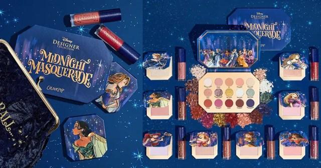 Midnight Masquerade Disney Makeup Collection From ColourPop 1