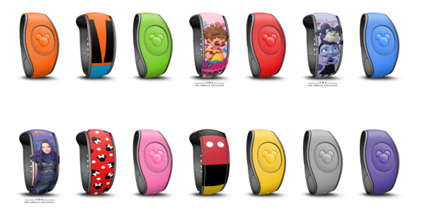 magicbands available for pre order