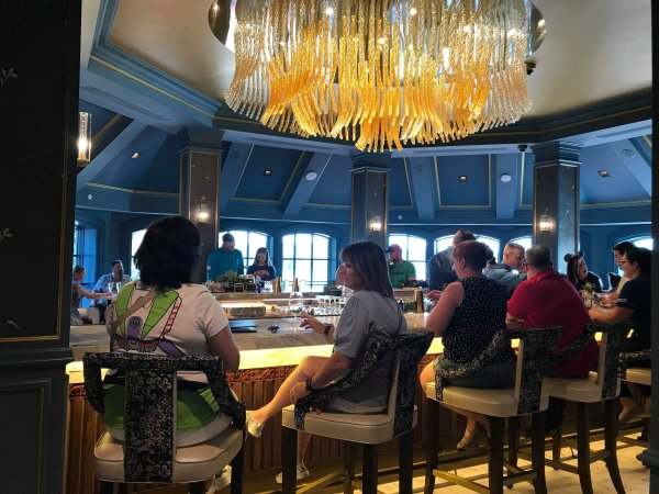 Enchanted Rose Lounge Soft Opening at the Grand Floridian Resort 3