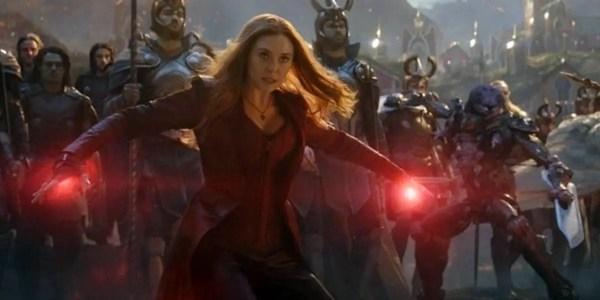 Director Scott Derrickson Spoiled Scarlet Witch Joining 'Doctor Strange 2' Years Ago 1
