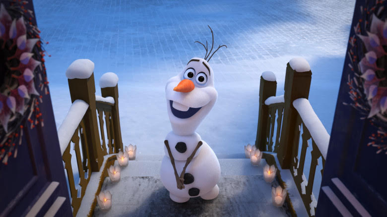 Josh Gad Says His Kids Are Over Olaf from 'Frozen'