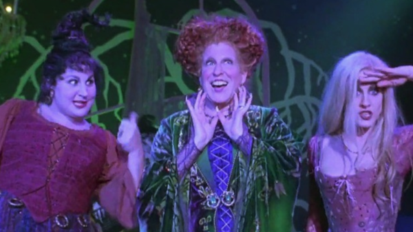 Production for 'Hocus Pocus 2' Continues, Set for Release on Disney+ 1