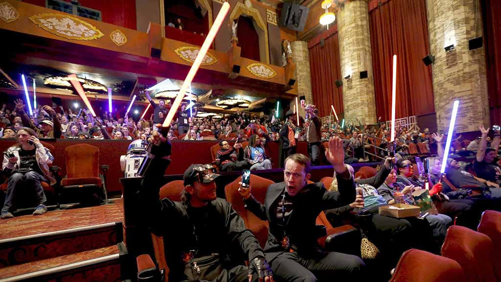 AMC to Host 27-Hour Star Wars Movie Marathon For 'The Rise of Skywalker' Premiere