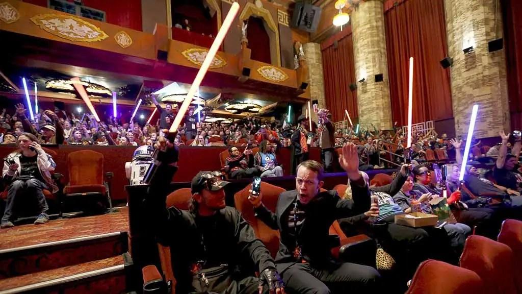 AMC to Host 27-Hour Star Wars Movie Marathon For 'The Rise of Skywalker' Premiere