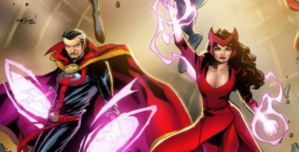 Director Scott Derrickson Spoiled Scarlet Witch Joining 'Doctor Strange 2' Years Ago 3