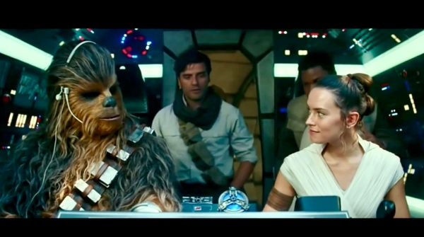 Final Trailer Revealed for Star Wars: The Rise of Skywalker 1