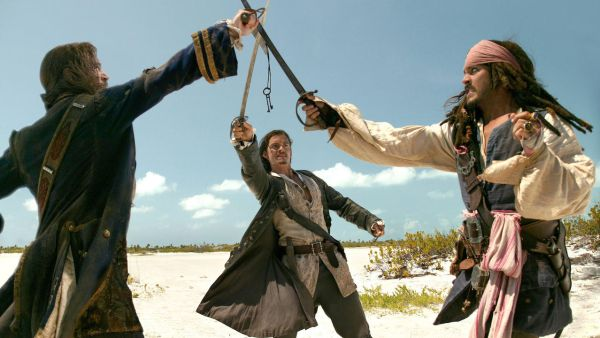 Disney Is Rebooting 'Pirates of the Caribbean' without Captain Jack Sparrow 4