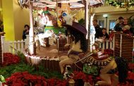 20th Anniversary Gingerbread Carousel at Disney's Beach Club Resort