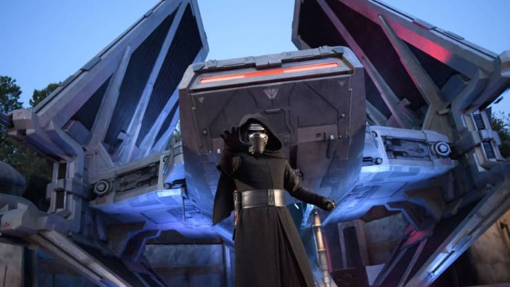 New Look at 'Rise of the Resistance' Attraction in Star Wars: Galaxy's Edge