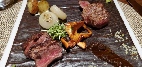 Review: Takumi-Tei Restaurant in the Japan Pavilion at Epcot 8