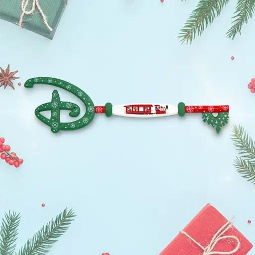 New Disney Store Holiday Key Commemorates The Magic Of The Season