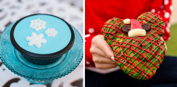 Sneak Peek of the Foods of Mickey's Very Merry Christmas Party 5