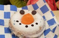 Do You Want To Eat A Snowman Donut?