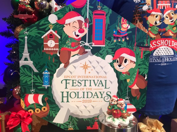 Dazzling Festive Entertainment Is Coming Soon To Epcot International's Festival Of The Holidays 1