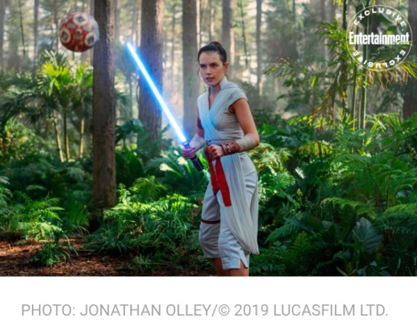 New Rise of the Skywalker Photos