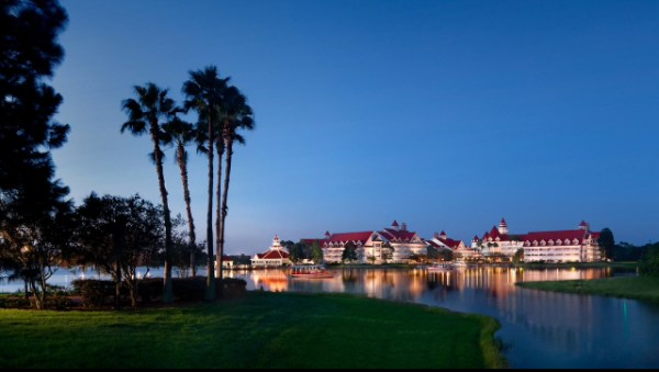President Trump not coming to Grand Floridian