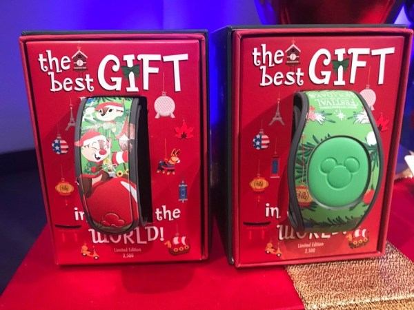 "Chip 'n' Dale Merchandise Coming to ""Festival of the Holidays"" at Epcot! 5"