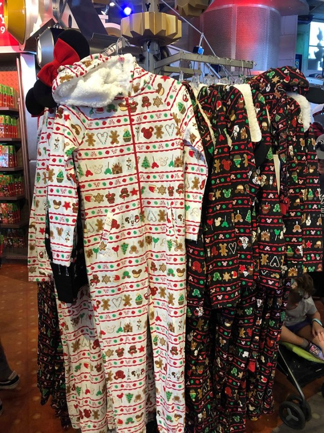 Disney Holiday Snacks Onesies