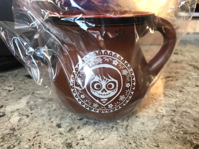 Coco Souvenir Mug Now Available At Walt Disney World