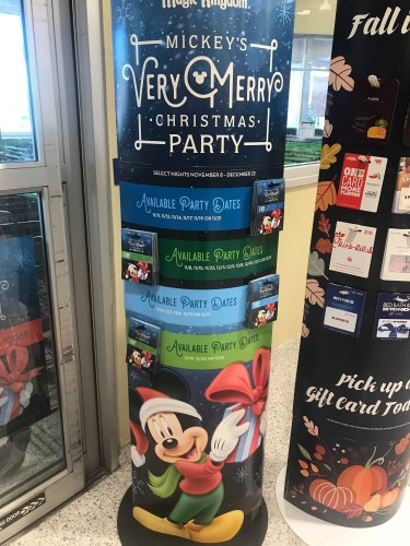 Tickets to Mickey's Very Merry Christmas Party Available at Publix 1
