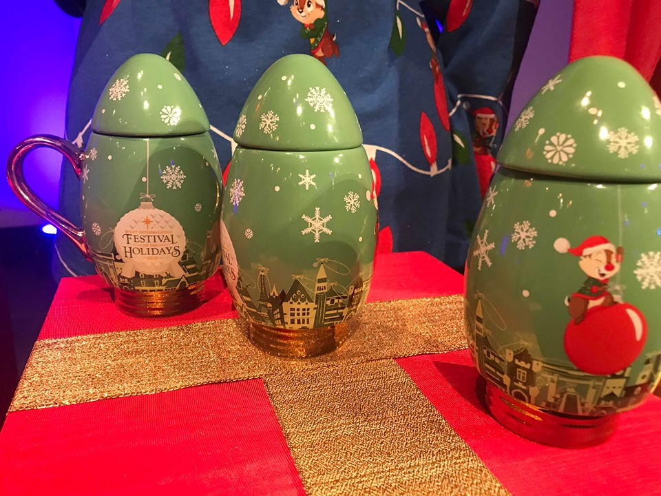 Photo Tour: Festival of the Holidays Merchandise At Epcot 3