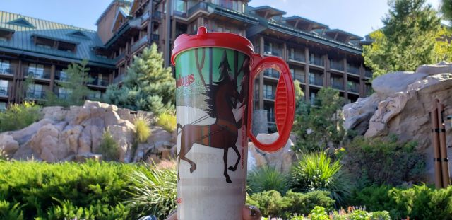 New Disney Resort Holiday Mug Lets You Refill With Festive Cheer 2