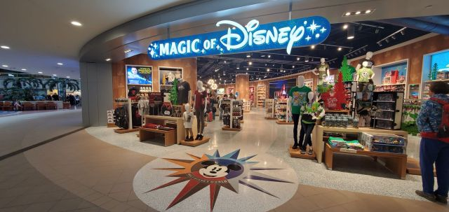 Magic Of Disney Now Open At The Orlando International Airport 1
