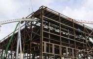 Tron Coaster Reaches Construction Milestone at Magic Kingdom